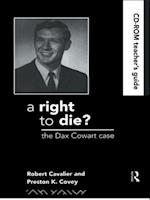 Right to Die?: Teachers Guide af David Andersen