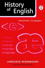 History of English af Jonathan Culpeper