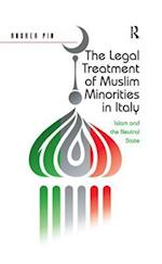 Legal Treatment of Muslim Minorities in Italy