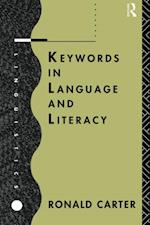 Keywords in Language and Literacy