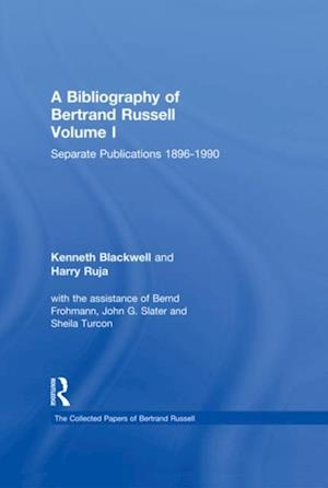 Bibliography of Bertrand Russell