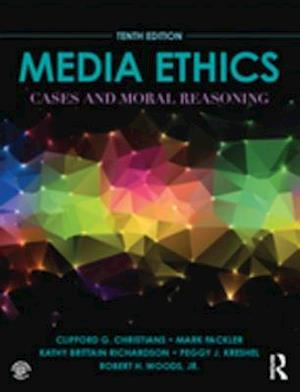 Media Ethics af Mark Fackler, Robert H. Woods, Clifford G. Christians