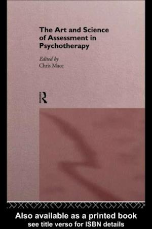 Art and Science of Assessment in Psychotherapy