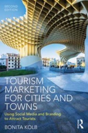 Tourism Marketing for Cities and Towns af Bonita Kolb