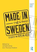 Made in Sweden (Routledge Global Popular Music Series)
