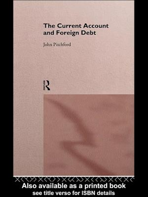 Current Account and Foreign Debt