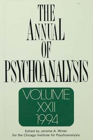 Annual of Psychoanalysis, V. 22
