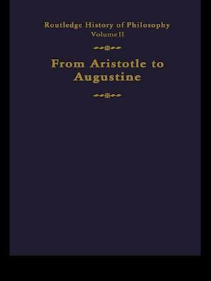 Routledge History of Philosophy Volume II