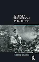 Justice af Walter J. Houston