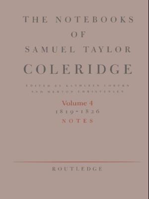 Notebooks of Samuel Taylor Coleridge