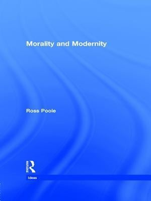 Morality and Modernity