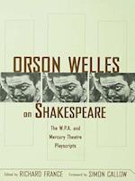 Orson Welles on Shakespeare