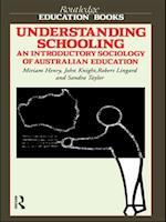 Understanding Schooling af Sandra Taylor