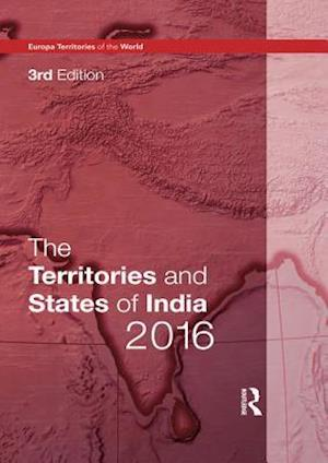 Territories and States of India 2016
