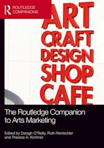 Routledge Companion to Arts Marketing (Routledge Companions in Business, Management and Accounting)