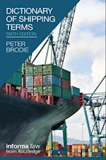 Dictionary of Shipping Terms