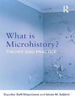 What is Microhistory? af Sigurður Gylfi Magnusson