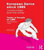 European Dance since 1989