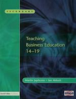 Teaching Business Education 14-19