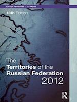 Territories of the Russian Federation 2012