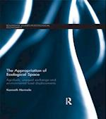Appropriation of Ecological Space (Routledge Studies in Ecological Economics)