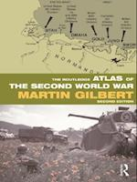 Routledge Atlas of the Second World War (Routledge Historical Atlases)