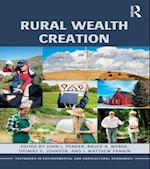 Rural Wealth Creation (Routledge Textbooks in Environmental and Agricultural Economics)