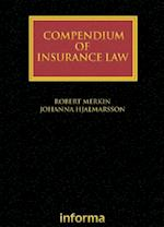 Compendium of Insurance Law (Insurance Law Library)