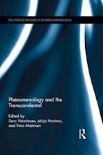 Phenomenology and the Transcendental