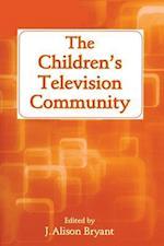 Children's Television Community (Routledge Communication Series)