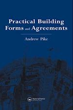 Practical Building Forms and Agreements