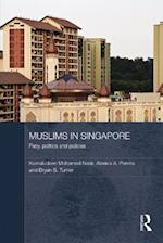 Muslims in Singapore (Routledge Contemporary Southeast Asia Series)