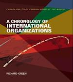 Chronology of International Organizations af Richard Green