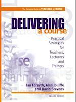 Delivering a Course