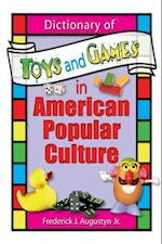 Dictionary of Toys and Games in American Popular Culture af Martin J Manning