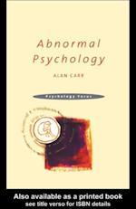 Abnormal Psychology (Psychology Focus)