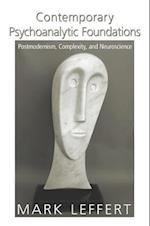 Contemporary Psychoanalytic Foundations af Mark Leffert