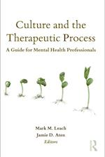 Culture and the Therapeutic Process (Counseling and Psychotherapy : Investigating Practice from Scientific, Historical, and Cultural Perspectives)