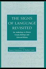 Signs of Language Revisited