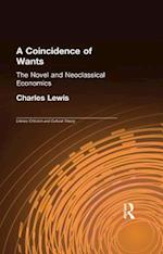 Coincidence of Wants af Charles Lewis