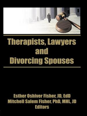 Therapists, Lawyers, and Divorcing Spouses