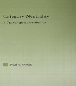 Category Neutrality