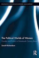 Political Worlds of Women af Sarah Richardson