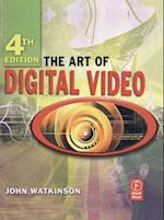 Art of Digital Video af John Watkinson