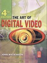 Art of Digital Video af John Watkinson