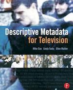 Descriptive Metadata for Television
