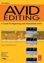 Avid Editing