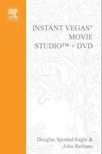 Instant Vegas Movie Studio +DVD