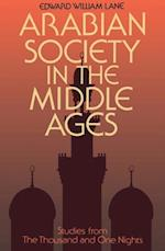Arabian Society Middle Ages af Stanley Lane-Poole