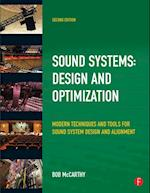Sound System Design and Optimization